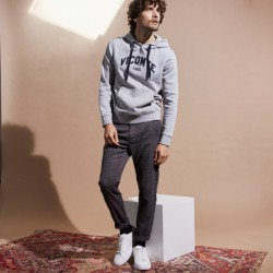 Sweat vicomte Arthur gris.