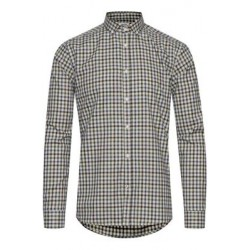 CHEMISE A CARREAUX TAILORED...