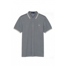 Polo Fred Perry M3600 Gris
