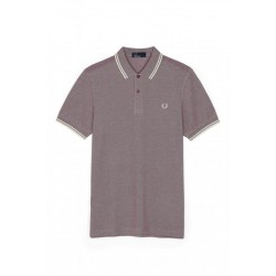 Polo Fred Perry M3600 Mauve