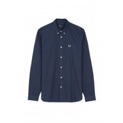 Chemise Fred Perry Inky Blue