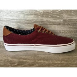 Basket Vans Era 59 Bordeaux