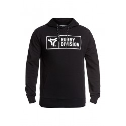 Sweat Rugby Division Noir...