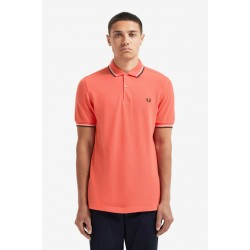 Polo Fred Perry M3600 Tropical Red