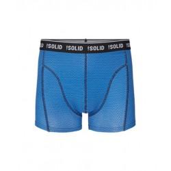 Boxer BALDEMAR Solid Bleu