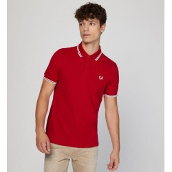 Polo Fred Perry M3600 Rouge