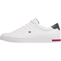 BASKETS TOMMY HILFIGER ESSENTIAL LEATHER