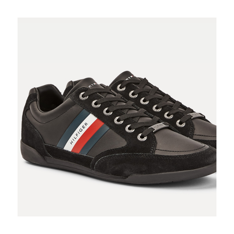 Chaussures TOMMY JEANS noires