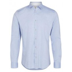 CHEMISE TAILORED ORIGINALS BLEU