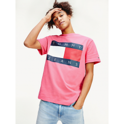 Tee Shirt Tommy Hilfiger rose
