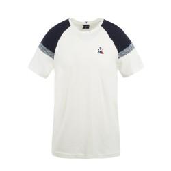 Tee shirt Le Coq Sportif blanc 2020867